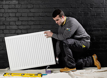 Heating & Gas Efficient Radiator Installation