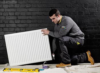 Heating & Gas Efficient Radiator Installation